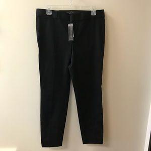 Banana Republic Sloan fit black pants NWT size 8